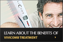 Learn about the benefits of ViviComb treatment